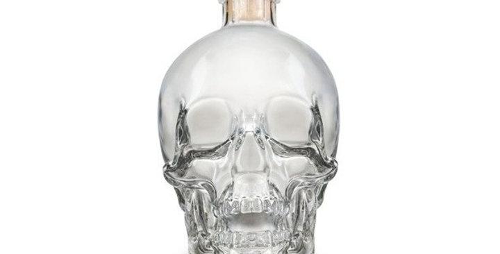 Crystal Head Vodka Set mit 2 Gläser