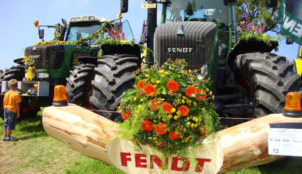 2. Internationale FENDT Treffen 2011