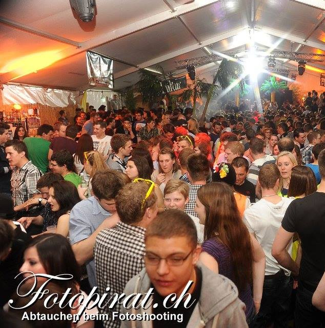 Springbreak Party Niederwil