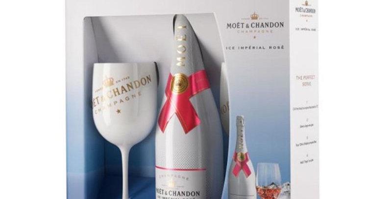 Moët & Chandon Ice Impérial Rosé Set