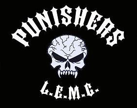 NYC Punishers LEMC Motorcycle Club