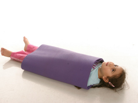 How can I provide sensory input for my child?