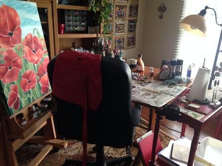 Window of my Studio