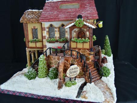 Gingerbread Finale