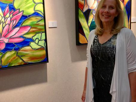 Aitken Art Joins the Bard