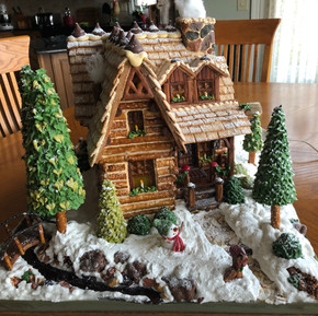 It's Gingerbread Time Again!