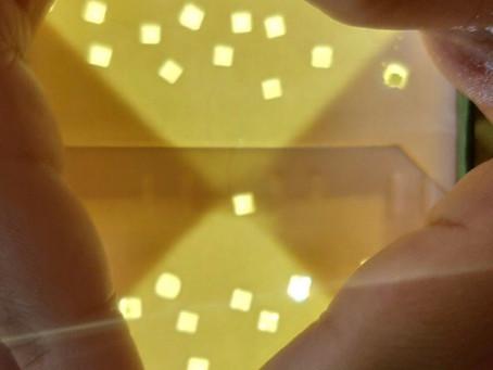 プラネタリウムを作りました✨✨