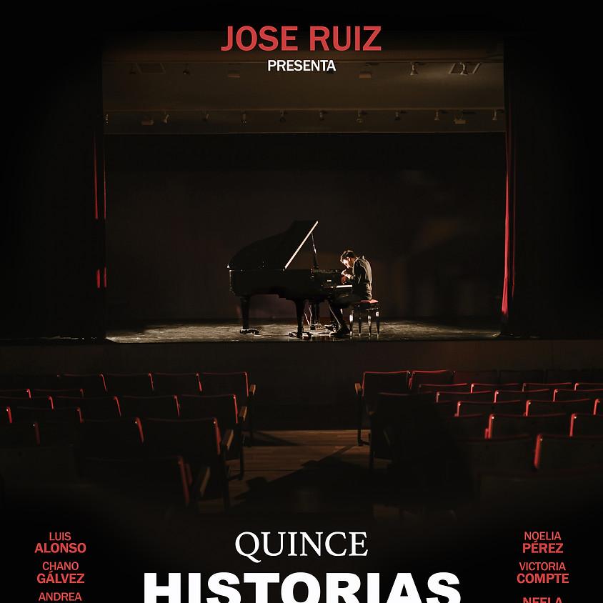 Quince historias y un piano