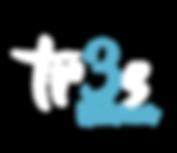 Logotipo de la agencia tr3s música