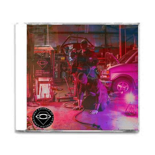 'ANDNOWYOUREALMOSTLIVING' CD PRE-ORDER