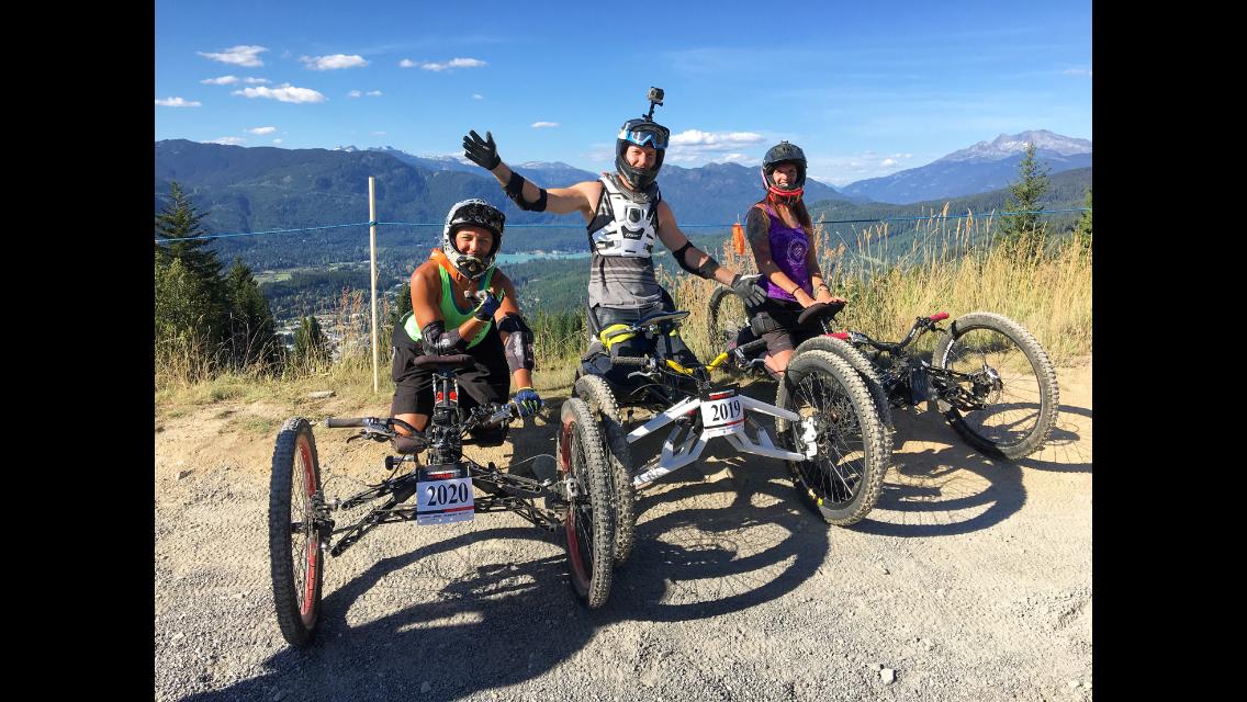 Tara, Darryl, and Lindsey - Whistler, BC