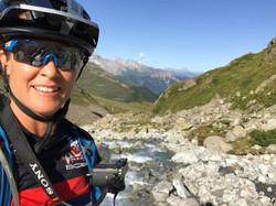 Elladee on Tibet trip 2018