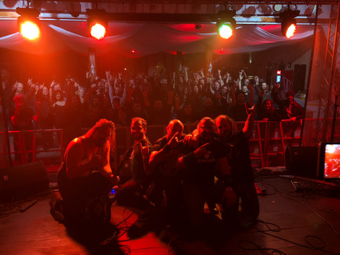 "Carthagods rocks in the ""Metal over Malta"" Festival !!!"
