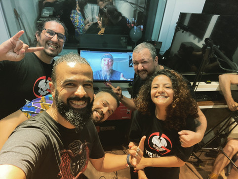 Steve DiGiorgio (Testament/Death) meets his Moroccan fans 🇲🇦🇲🇦🇲🇦🇲🇦