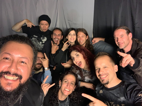 Carthagods supported Mayan on the Du & Bu Tour