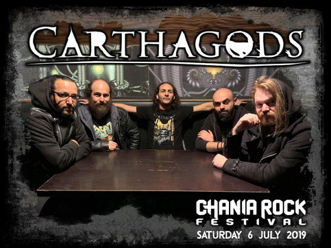 Carthagods will rock the stage...again