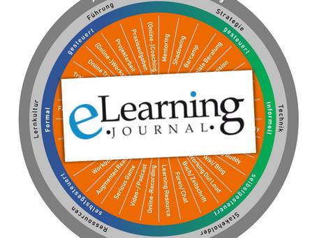 """Artikel """"Vom Training zur Agilen Lernbegleitung"""" im eLearning Journal"""
