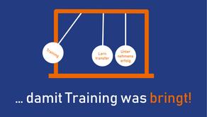 Der Lerntransfer-Booster für Trainer*innen