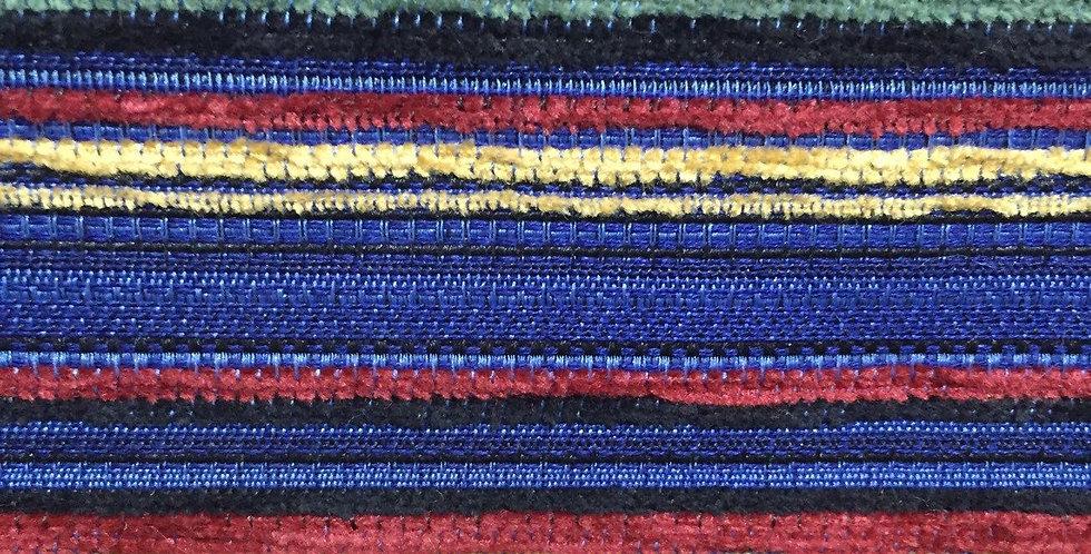 Primary Stripe - Rainbow Fabric