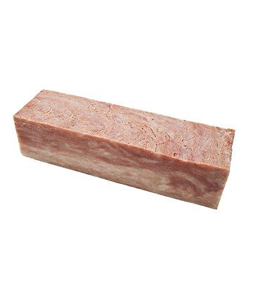 Cranberry Fig Unlabeled Soap Loaf