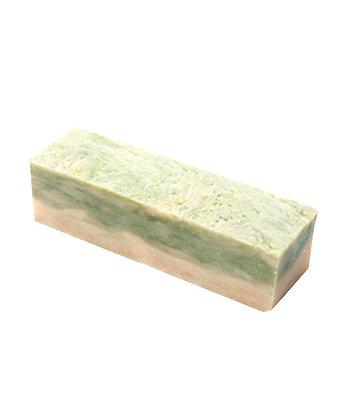 Key Lime Unlabeled Soap Loaf