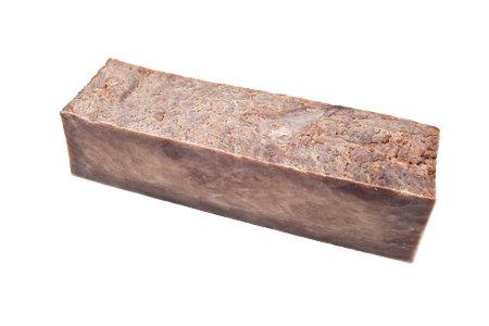 Black Currant Vanilla Unlabeled Soap Loaf