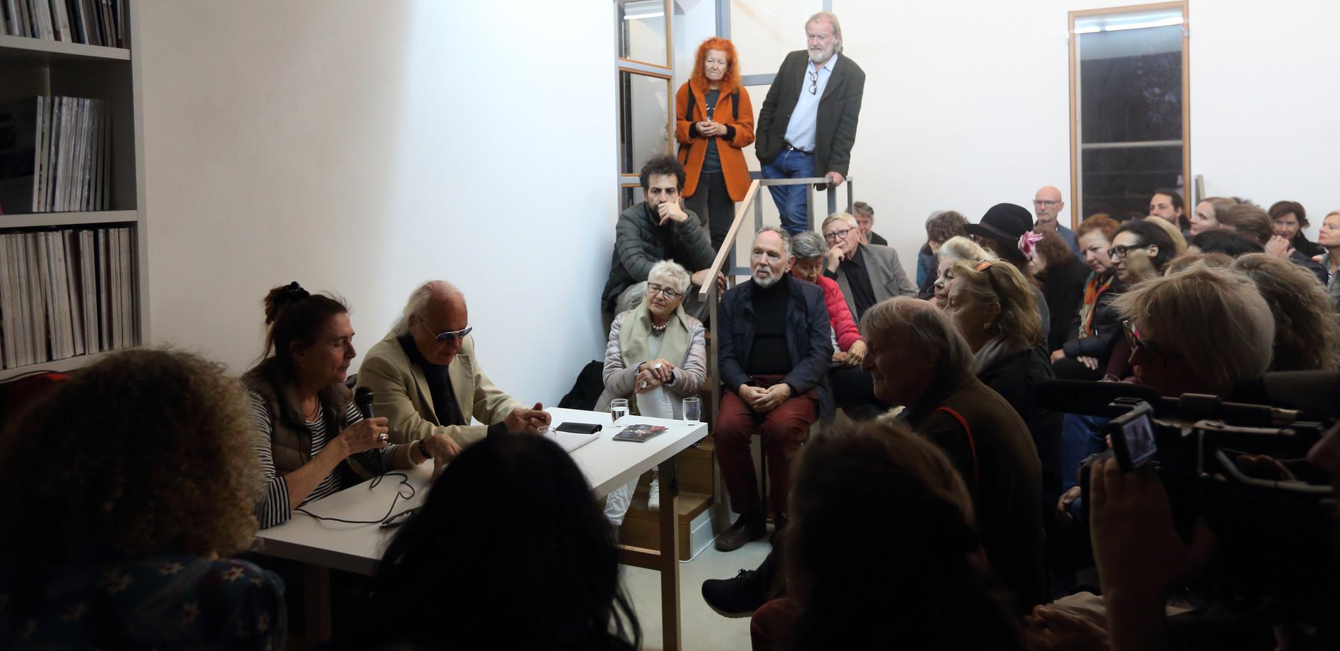 Diskussion Lesehaus