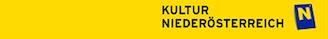 Kultur Niederoesterreich Logo Foerderung