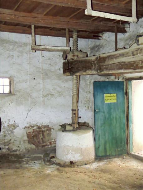 Renovierung eines Presshauses in der Kel