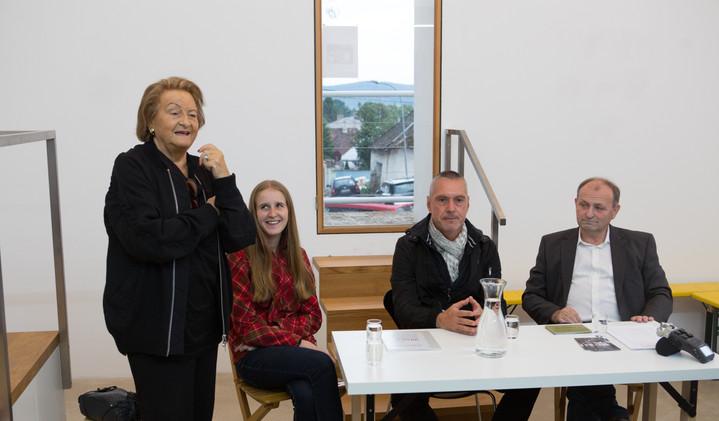 Dr. Krinzinger, Baumgartner, Längle, Him