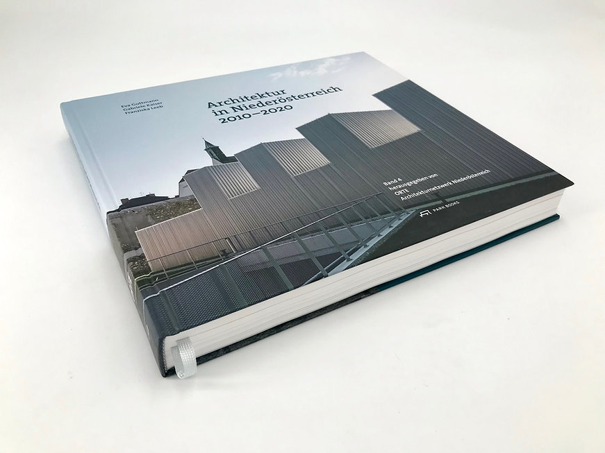 Buch Architektur in Niederoesterreich 20