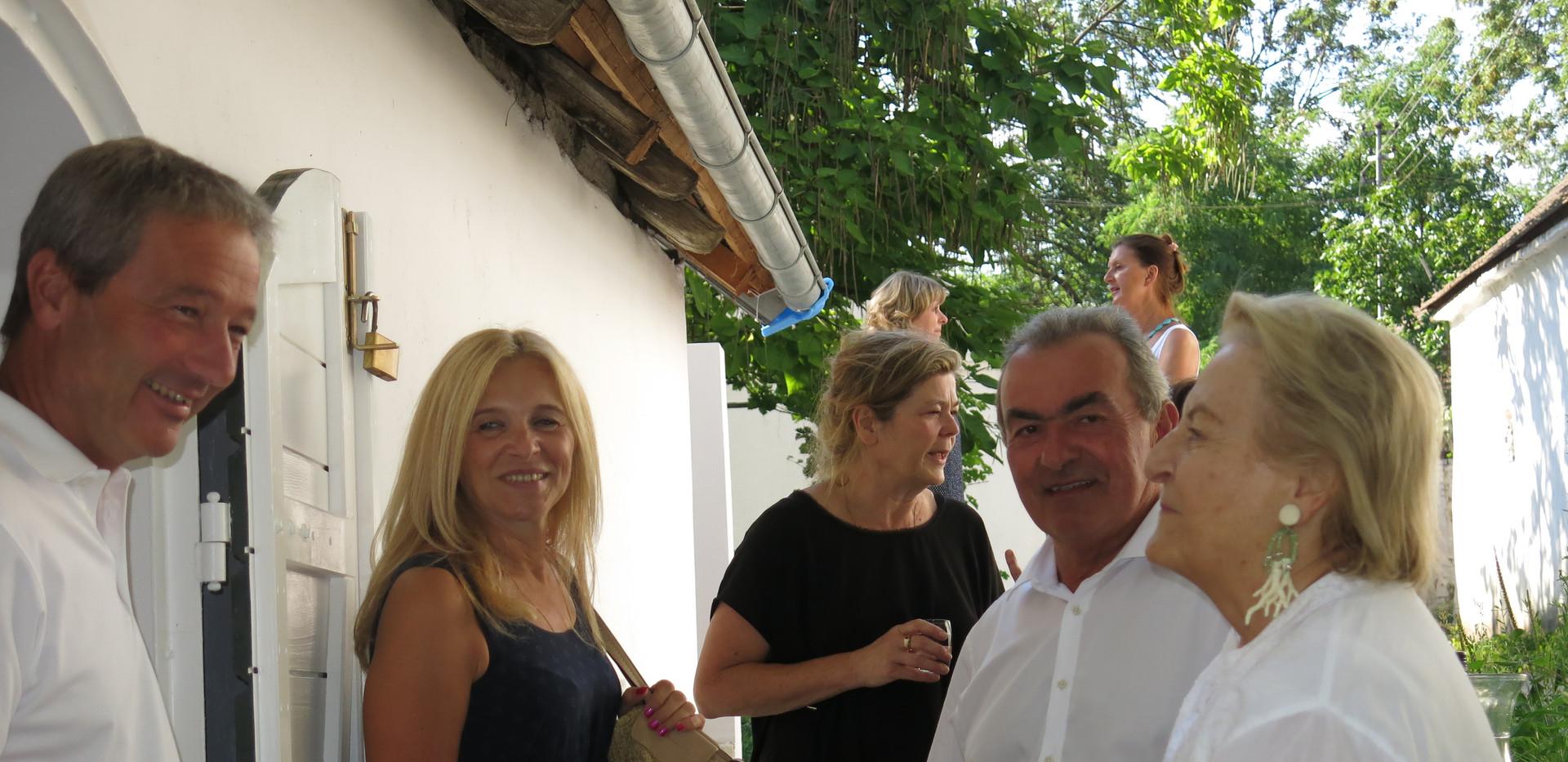 Bürgermeister Gemeinderat und Dr. Ursula Krinzinger