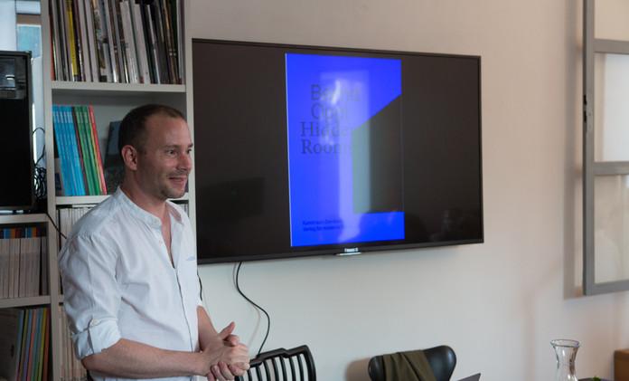 Begrüßung mit Matthias Bechtle