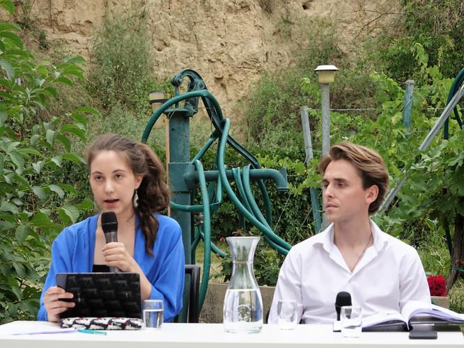 Nick Alexander Pasveer, Luana Schäfer