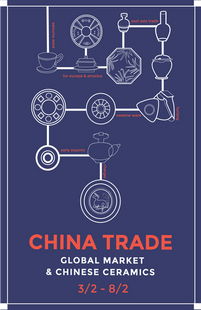USC China Trade Exhibit Poster | Runner-Up