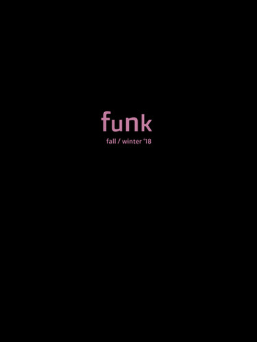 Funk F/W '18 Catalogue