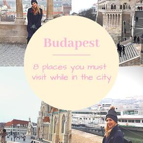 8 מקומות חובה לביקור בבודפשט!