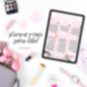 Beige Elegant Collage Sale Instagram Pos