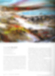 artist magazine article