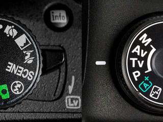 Qual modelo de câmera é mais indicada  para fazer o curso de fotografia?