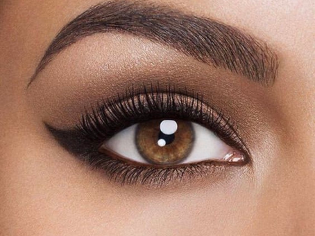 In a Pandemic Masked World, The Eyes and Brows Have Become The New Beauty Focus!