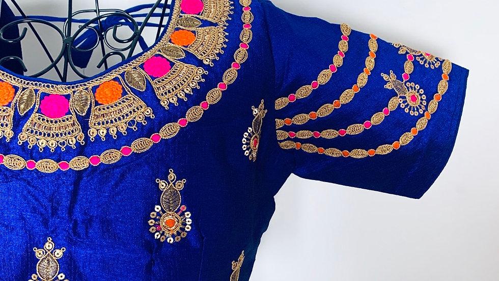 Padmavat Blue