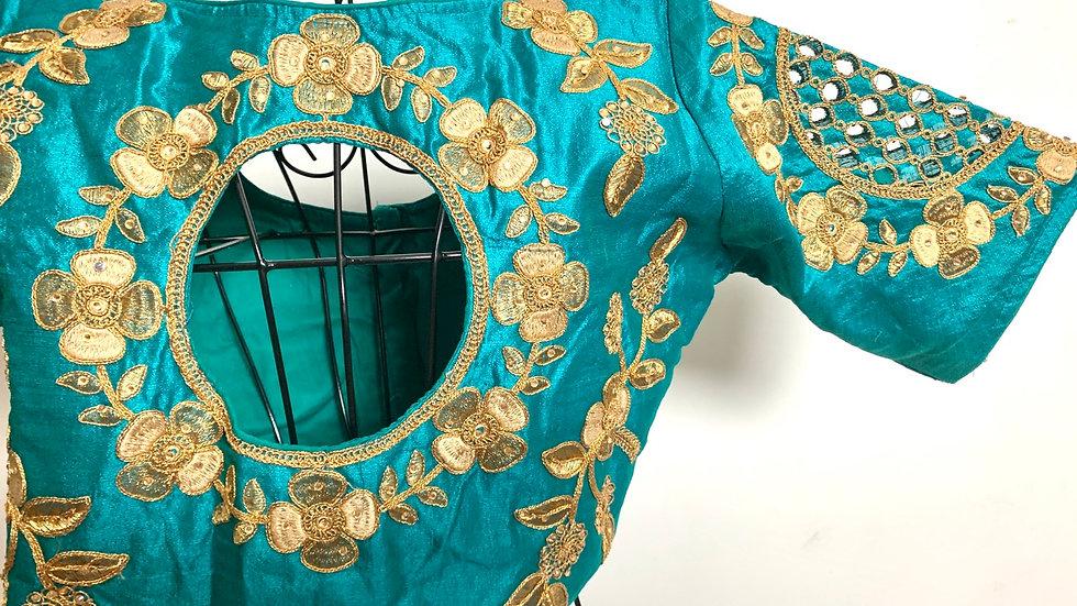 Jodha Turquoise