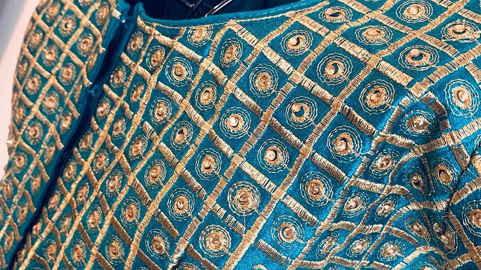 Mastani Turquoise