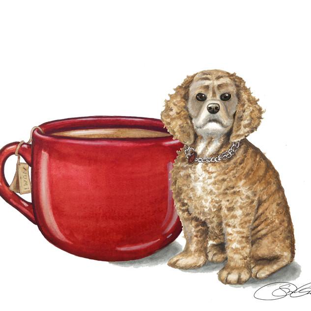 Brea and Tea