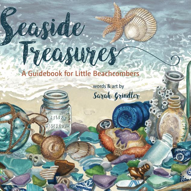 Seaside Treasures Cover