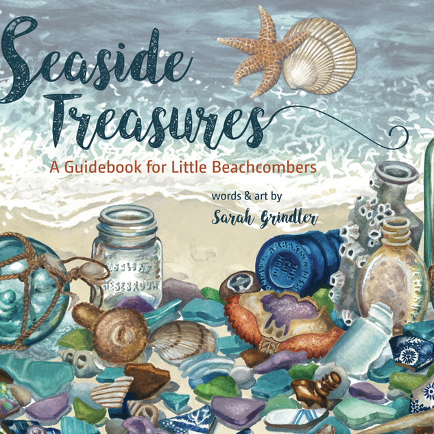 Seaside Treasures Cover