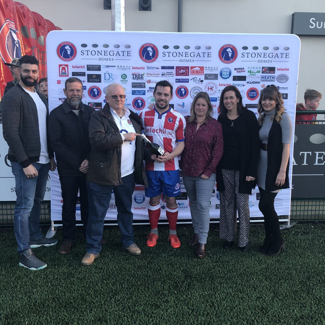 Surrey Hills Solicitors support DWFC as the main match sponsor