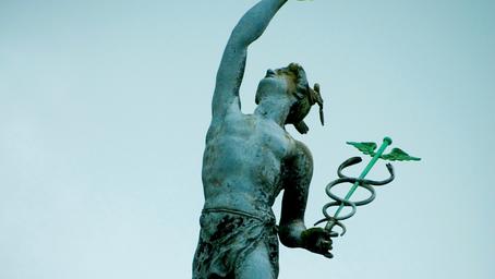 Mercury – Messenger of the Gods