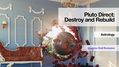Pluto Direct 2021